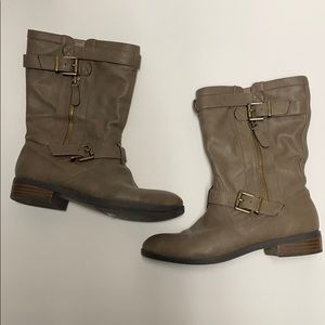 Express buckle Boots